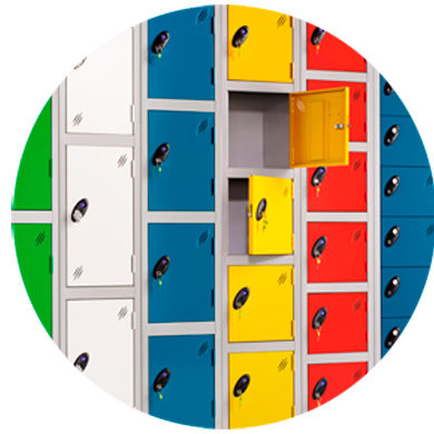 Locker rental Barcelona - cheap