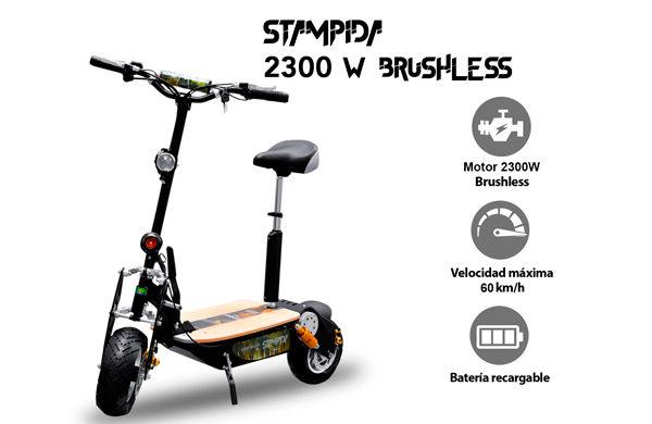 scooters baratas de alquiler en Barcelona