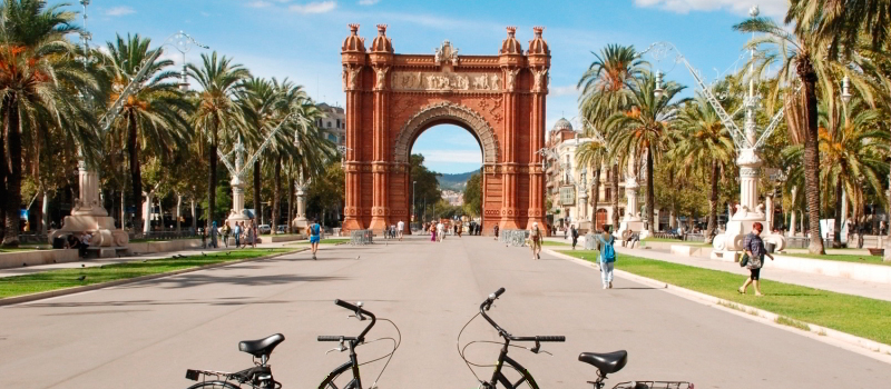 bike tour barcelona