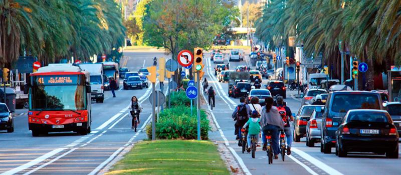 bike rental barcelona rambla
