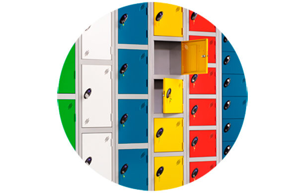 Locker rental Barcelona - cheap